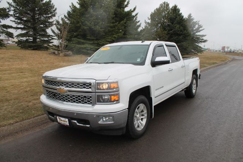 2014 Chevrolet Silverado 1500 LTZ  city MT  Bleskin Motor Company   in Great Falls, MT