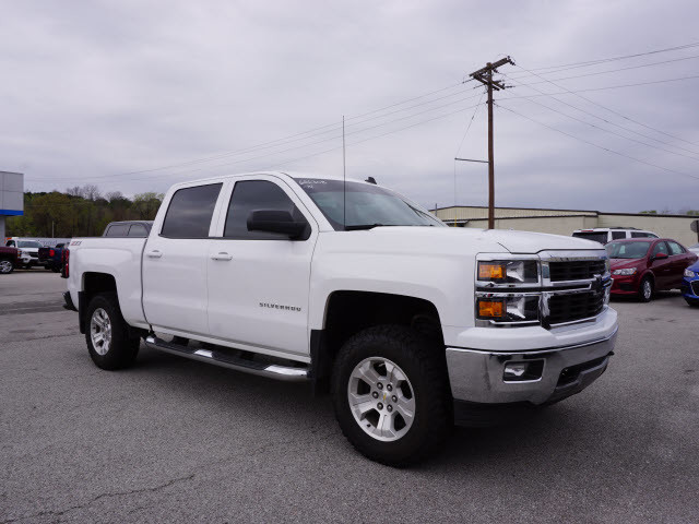 2014 Chevrolet Silverado 1500 LT Harrison, Arkansas 3