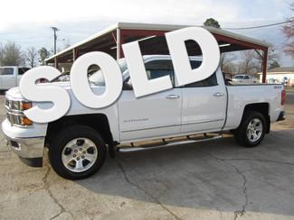 2014 Chevrolet Silverado 1500 LTZ Houston, Mississippi