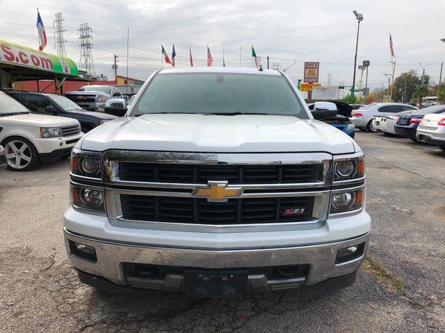 2014 Chevrolet Silverado 1500 LTZ Houston, TX 1