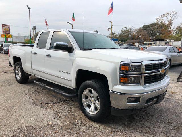 2014 Chevrolet Silverado 1500 LTZ Houston, TX 2