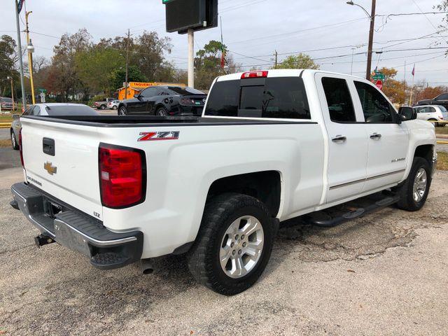 2014 Chevrolet Silverado 1500 LTZ Houston, TX 3