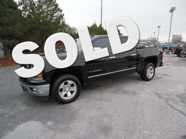 2014 Chevrolet Silverado 1500 LTZ SUPER SHARP VEHICLE GREAT VEHICLE LOW MILES61 000 MILES VIN