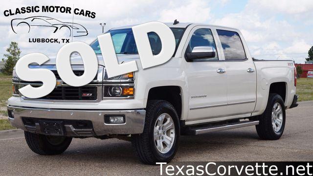 2014 Chevrolet Silverado 1500 LTZ | Lubbock, Texas | Classic Motor Cars