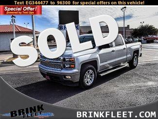 2014 Chevrolet Silverado 1500 LT | Lubbock, TX | Brink Fleet in Lubbock TX