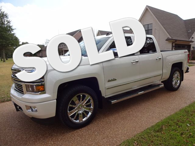 2014 Chevrolet Silverado 1500 High Country | Marion, Arkansas | King Motor Company