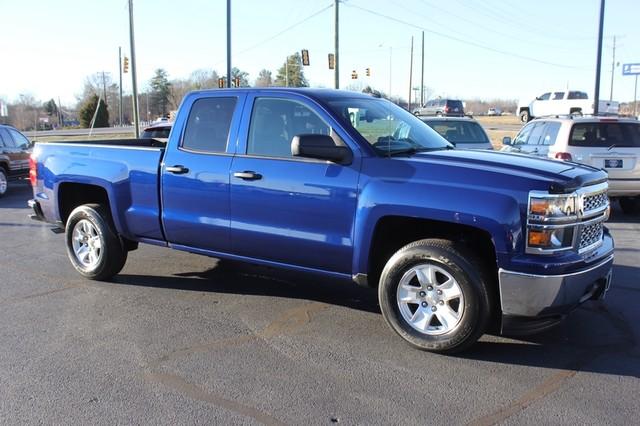 2014 Chevrolet Silverado 1500 LT Double Cab RWD - BLUE TOPAZ METALLIC! Mooresville , NC 18