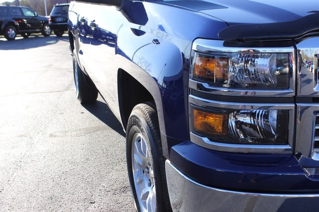 2014 Chevrolet Silverado 1500 LT Double Cab RWD - BLUE TOPAZ METALLIC! Mooresville , NC 22