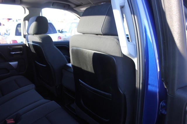 2014 Chevrolet Silverado 1500 LT Double Cab RWD - BLUE TOPAZ METALLIC! Mooresville , NC 52