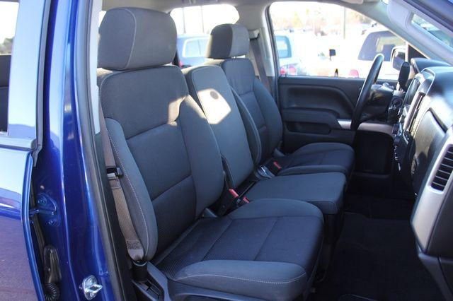 2014 Chevrolet Silverado 1500 LT Double Cab RWD - BLUE TOPAZ METALLIC! Mooresville , NC 11