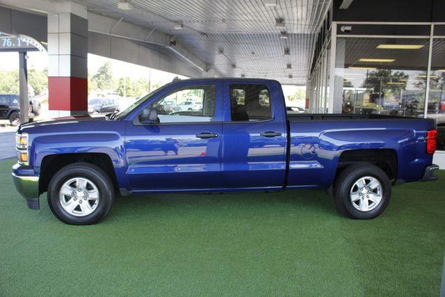 2014 Chevrolet Silverado 1500 LT Double Cab RWD - BLUE TOPAZ METALLIC! Mooresville , NC 13