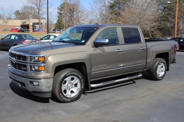 2014 Chevrolet Silverado 1500 LTZ Crew Cab 4X4 Z71 - HEATED LEATHER! Mooresville , NC 21