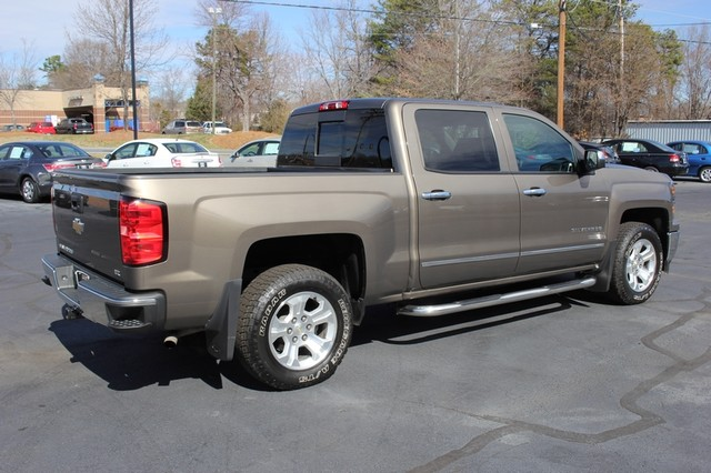 2014 Chevrolet Silverado 1500 LTZ Crew Cab 4X4 Z71 - HEATED LEATHER! Mooresville , NC 22
