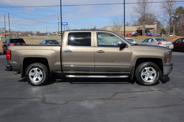 2014 Chevrolet Silverado 1500 LTZ Crew Cab 4X4 Z71 - HEATED LEATHER! Mooresville , NC 12