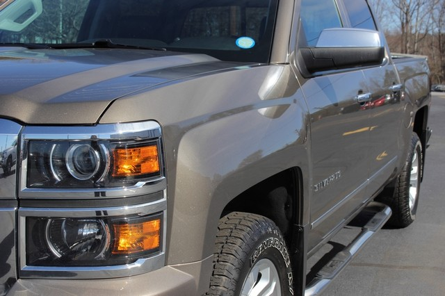 2014 Chevrolet Silverado 1500 LTZ Crew Cab 4X4 Z71 - HEATED LEATHER! Mooresville , NC 25