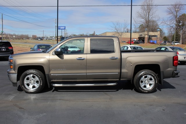 2014 Chevrolet Silverado 1500 LTZ Crew Cab 4X4 Z71 - HEATED LEATHER! Mooresville , NC 13