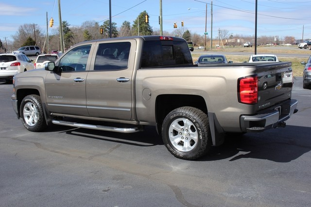 2014 Chevrolet Silverado 1500 LTZ Crew Cab 4X4 Z71 - HEATED LEATHER! Mooresville , NC 23