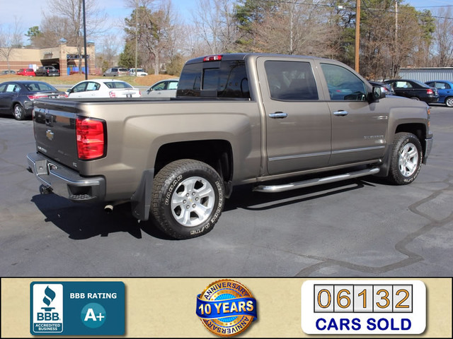 2014 Chevrolet Silverado 1500 LTZ Crew Cab 4X4 Z71 - HEATED LEATHER! Mooresville , NC 1