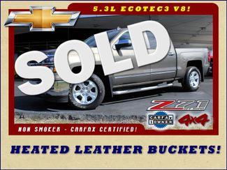 2014 Chevrolet Silverado 1500 LTZ Crew Cab 4X4 Z71 - HEATED LEATHER! Mooresville , NC