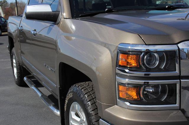 2014 Chevrolet Silverado 1500 LTZ Crew Cab 4X4 Z71 - HEATED LEATHER! Mooresville , NC 24