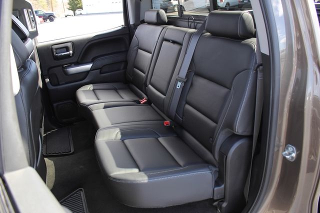 2014 Chevrolet Silverado 1500 LTZ Crew Cab 4X4 Z71 - HEATED LEATHER! Mooresville , NC 9