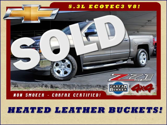 2014 Chevrolet Silverado 1500 LTZ Crew Cab 4X4 Z71 - HEATED LEATHER! Mooresville , NC 0
