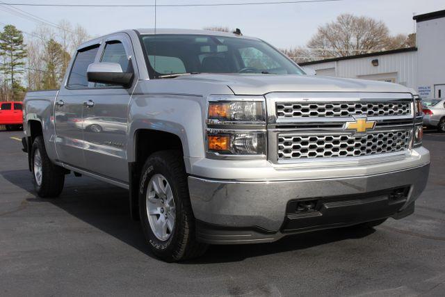 2014 Chevrolet Silverado 1500 LT-4X4-CREW CAB-V8! Mooresville , NC 16