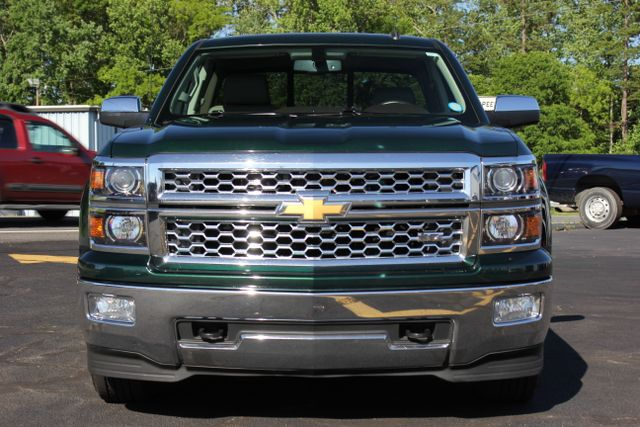 2014 Chevrolet Silverado 1500 LTZ Double Cab 4x4 - HEATED LEATHER BUCKETS! Mooresville , NC 12