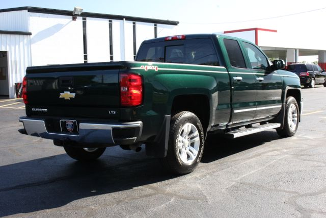 2014 Chevrolet Silverado 1500 LTZ Double Cab 4x4 - HEATED LEATHER BUCKETS! Mooresville , NC 1