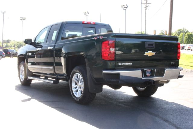 2014 Chevrolet Silverado 1500 LTZ Double Cab 4x4 - HEATED LEATHER BUCKETS! Mooresville , NC 18