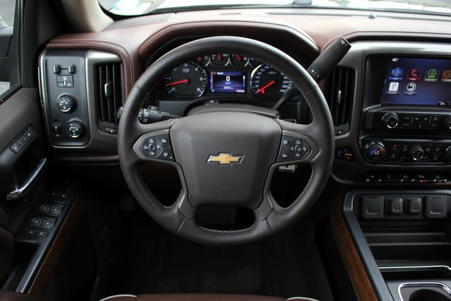 2014 Chevrolet Silverado 1500 High Country Mooresville , NC 24