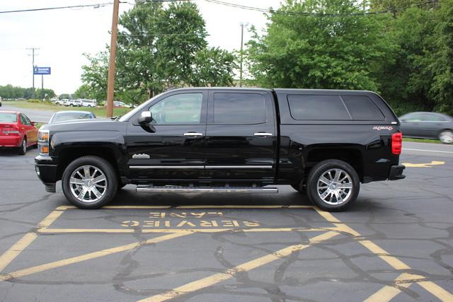 2014 Chevrolet Silverado 1500 High Country Mooresville , NC 5