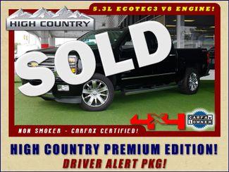 2014 Chevrolet Silverado 1500 High Country Premium Edition Crew Cab 4x4 Mooresville , NC