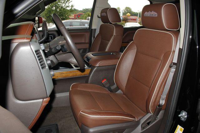 2014 Chevrolet Silverado 1500 High Country Premium Edition Crew Cab 4x4 Mooresville , NC 7