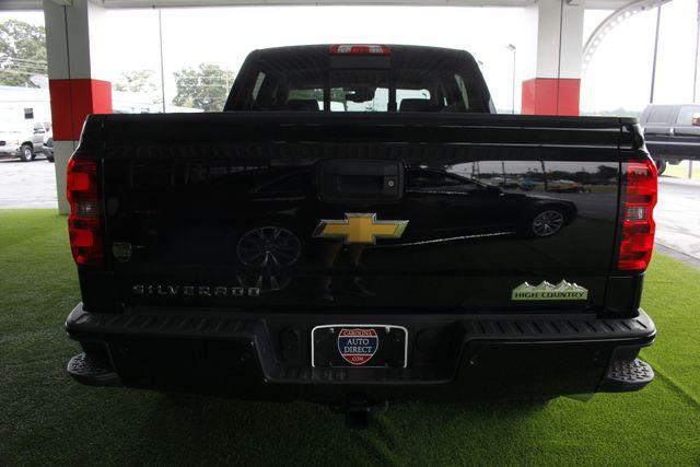 2014 Chevrolet Silverado 1500 High Country Premium Edition Crew Cab 4x4 Mooresville , NC 16