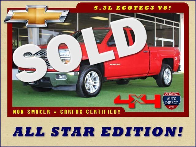 2014 Chevrolet Silverado 1500 LT Double Cab 4x4 - ALL STAR EDITION! Mooresville , NC 0