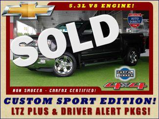 2014 Chevrolet Silverado 1500 LTZ PLUS Crew Cab 4x4 - CUSTOM SPORT EDITION! Mooresville , NC