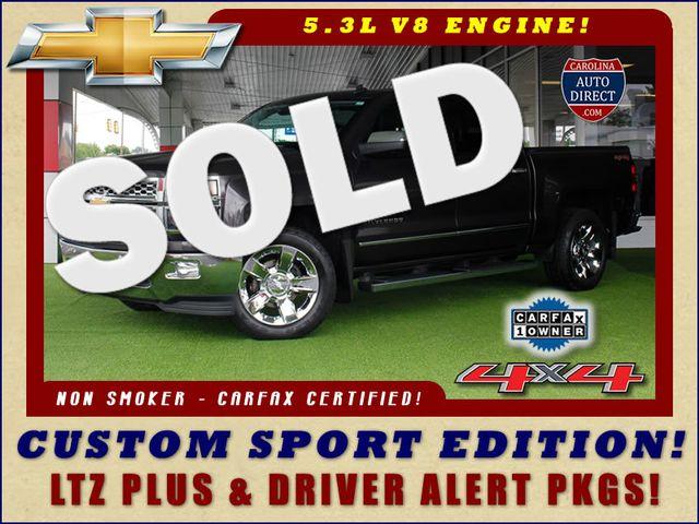 2014 Chevrolet Silverado 1500 LTZ PLUS Crew Cab 4x4 - CUSTOM SPORT EDITION! Mooresville , NC 0