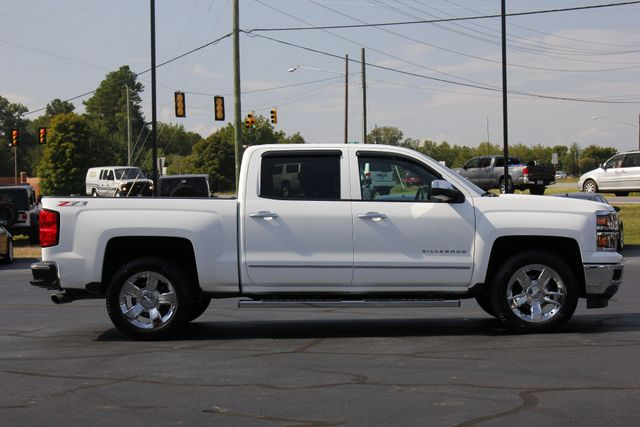 2014 Chevrolet Silverado 1500 LTZ PLUS Crew Cab 4x4 Z71 - NAVIGATION - SUNROOF! Mooresville , NC 15