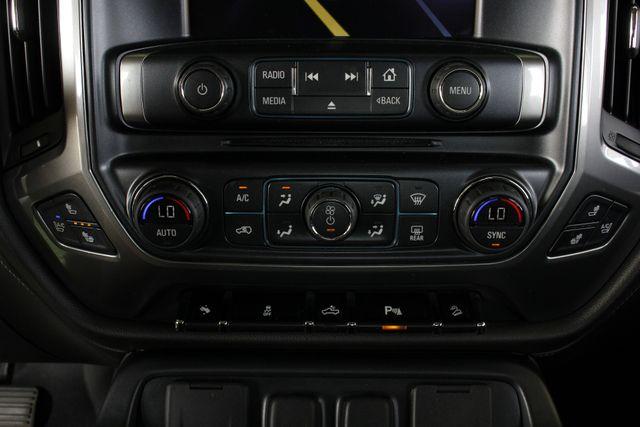2014 Chevrolet Silverado 1500 LTZ PLUS Crew Cab 4x4 Z71 - NAVIGATION - SUNROOF! Mooresville , NC 34