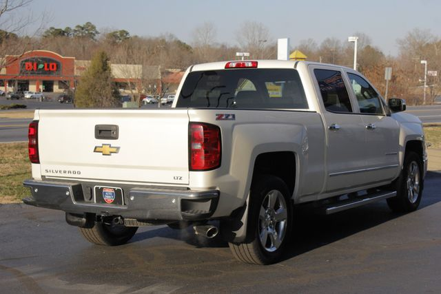 2014 Chevrolet Silverado 1500 LTZ PLUS Crew Cab 4x4 Z71 - DRIVER ALERT PKG! Mooresville , NC 22