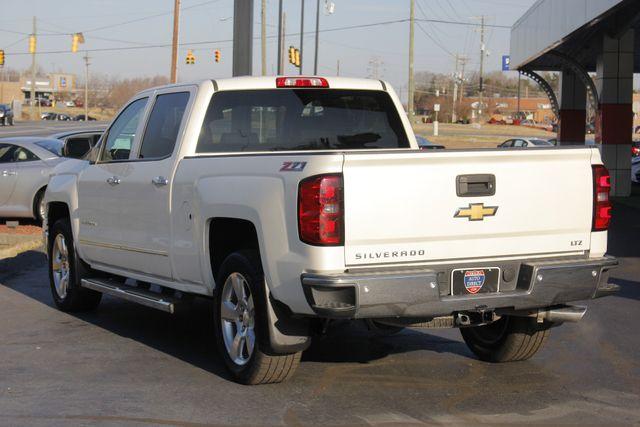 2014 Chevrolet Silverado 1500 LTZ PLUS Crew Cab 4x4 Z71 - DRIVER ALERT PKG! Mooresville , NC 23