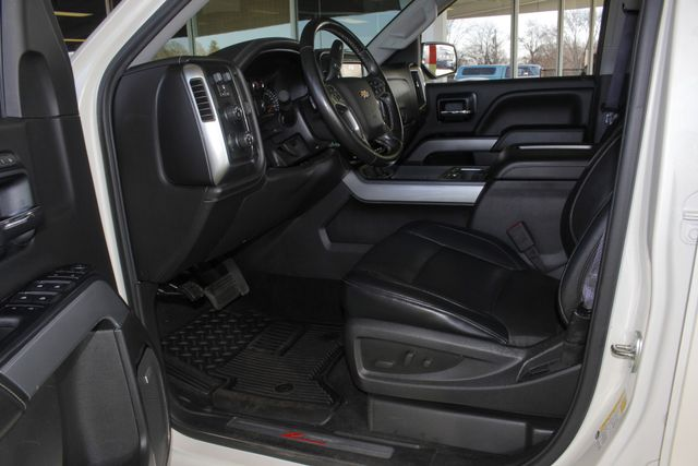 2014 Chevrolet Silverado 1500 LTZ PLUS Crew Cab 4x4 Z71 - DRIVER ALERT PKG! Mooresville , NC 24