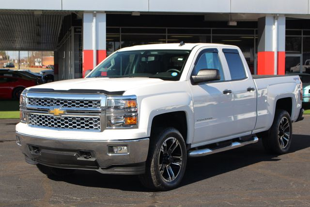 2014 Chevrolet Silverado 1500 LT Double Cab 4x4 - ALL STAR - HEATED BUCKETS! Mooresville , NC 22