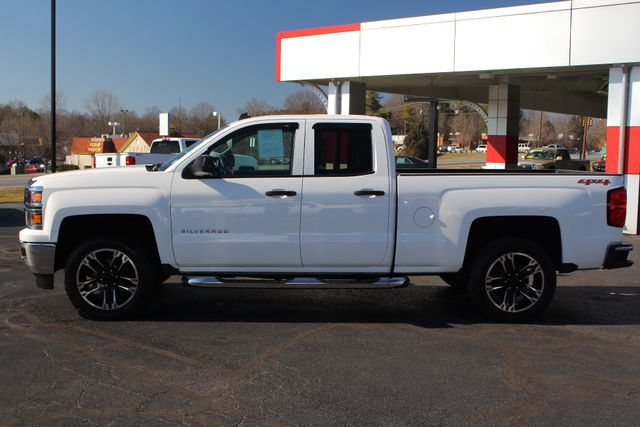 2014 Chevrolet Silverado 1500 LT Double Cab 4x4 - ALL STAR - HEATED BUCKETS! Mooresville , NC 14