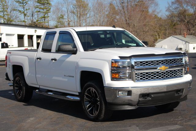 2014 Chevrolet Silverado 1500 LT Double Cab 4x4 - ALL STAR - HEATED BUCKETS! Mooresville , NC 21