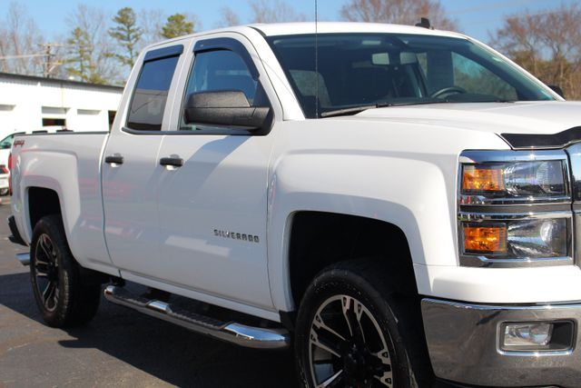 2014 Chevrolet Silverado 1500 LT Double Cab 4x4 - ALL STAR - HEATED BUCKETS! Mooresville , NC 25