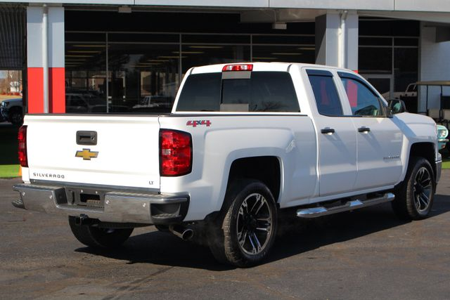 2014 Chevrolet Silverado 1500 LT Double Cab 4x4 - ALL STAR - HEATED BUCKETS! Mooresville , NC 23