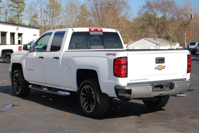 2014 Chevrolet Silverado 1500 LT Double Cab 4x4 - ALL STAR - HEATED BUCKETS! Mooresville , NC 24