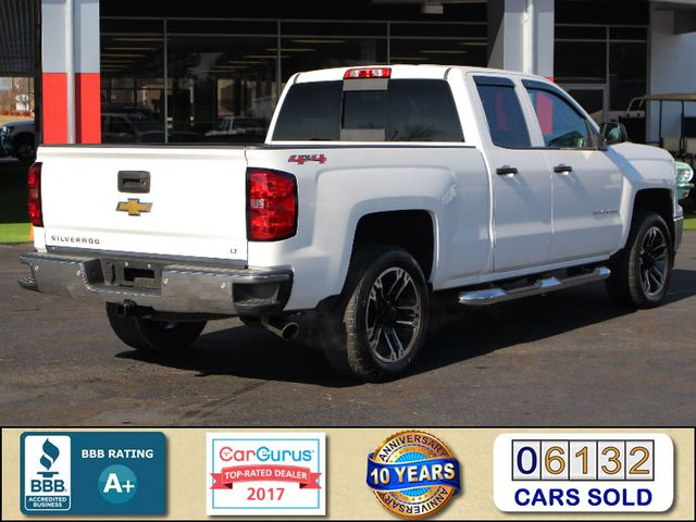 2014 Chevrolet Silverado 1500 LT Double Cab 4x4 - ALL STAR - HEATED BUCKETS! Mooresville , NC 2